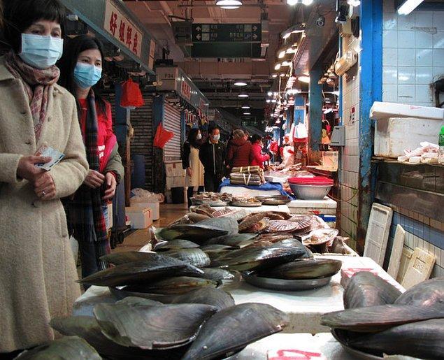 Salgının nedeni Çinlilerin beslenme şekli