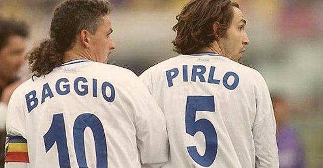 2. Roberto Baggio