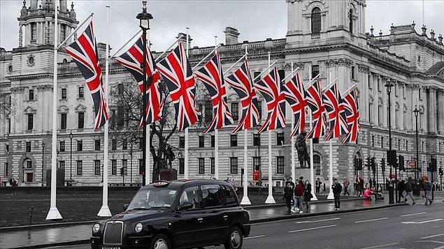 İngiltere'de can kaybı 30 bin 615 oldu