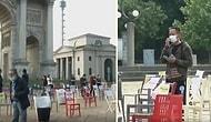 Milano'da Onlarca İşletmeci Boş Sandalyelerle Protesto Gerçekleştirdi: Vergiler Azaltılsın