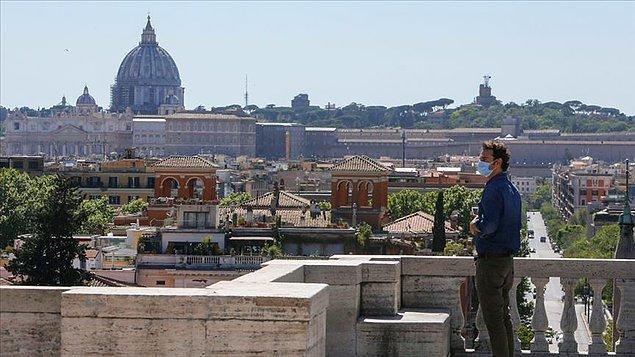 İtalya 30 bin can kaybını aşan üçüncü ülke oldu