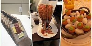 Hazırladıkları Yemeklerin Sunum Aşamasında Yaratıcılığın Suyunu Çıkararak Facia Yaratan 18 Restoran