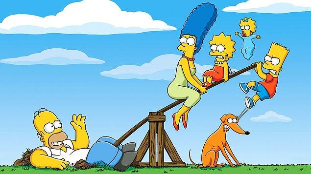 2. The Simpsons (1989 - ...)