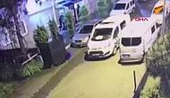 Artvin'de Polis Ekipleri Şehre İnen Ayıyı Kovaladı