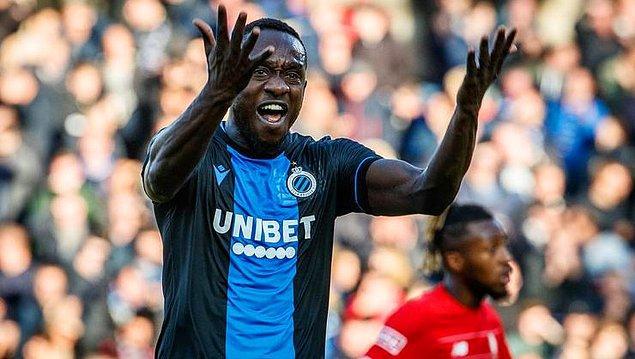 9. Mbaye Diagne ➡️ Watford