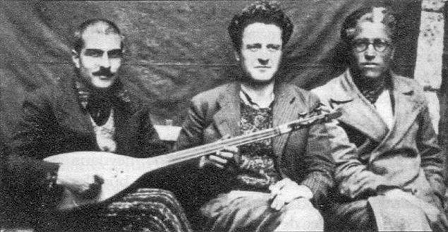 13 Mart 1910'da İstanbul'da doğan yazar, o zamanlar İsmail Kemalettin Demir adına sahipti.