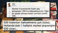 Marketten Hiçbir Şey Almadan 100 TL Ödeyenler, Hollanda'daki Benzer Alışverişi Görünce Ağlama Krizi Yaşayacak