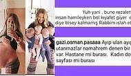 Bir Sayfanın Instagram'da Paylaştığı Hamile Kadınların Fotoğraflarına Yapılan Çağ Dışı Çirkin Yorumlar Pes Dedirtti!