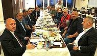 Yasağa Rağmen Toplu İftar Yapan MHP'li Başkan: 'Bize Operasyon Yapıldı'