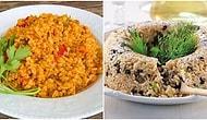 İftar Sofralarında Ana Yemeğin En Sevilen Yancısı Olacak 11 Pilav Tarifi
