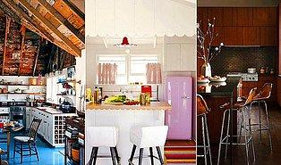 Görür Görmez Gözlerinizden Kalpler Fışkırtacak 30 Harika Mutfak Tasarımı