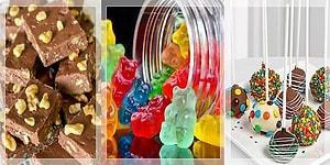 Bu Lezzetli Bayram Şekeri ve Çikolatalarını Evde Yapabiliriz! Peki Nasıl?