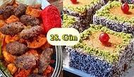 'İftara Ne Pişirsem?' Diye Düşünmeyin! Ramazan'ın 28. Günü İçin İftar Menüsü Önerisi