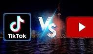 YouTube TikTok Savaşı Büyüyor: Yayınlanan Bir Video Nedeniyle TikTok'un Başı Dertte