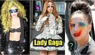Her Fotoğrafta Başka Bir Film Karakterine Benzeyerek Gerçek Görüntüsünü Bize Unutturmayı Başaran Ünlümüz: Lady Gaga