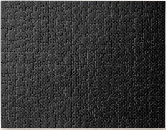 14. Dokulu görünen tamamen siyah puzzle: