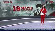 19 Mayıs'ta Cumhuriyet Bayramı'nı Kutlayan TRT Haber'de, Konuyla İlgili 14 Personel Görevden Uzaklaştırıldı