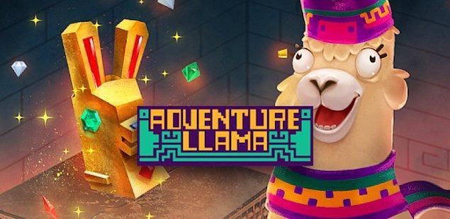 2. Adventure Llama
