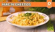 Makarna Severlerin Asla Hayır Diyemediği Lezzet! Mac'n Cheetos Nasıl Yapılır?
