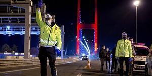 Sokağa Çıkma Yasağının Olduğu Ramazan Bayramı Boyunca Köprü ve Otoyollar Ücretsiz