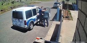 Maskesiz Polis, Maskesiz Öğretmene Ceza Kesmek İsteyince Tartışma Çıktı
