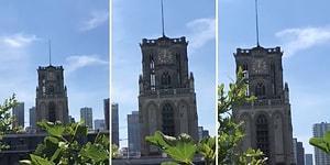 Hollanda'da Aziz Laurens Kilisesi, Koronavirüs Salgını Günlerinde Halka Moral Vermek İçin Türkçe Ezgiler Çaldı