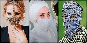 Maskeler İyice Hayatımızın Bir Parçası Haline Geldi: Dünyanın Dört Bir Yanından En İlginç Yüz Maskeleri