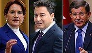 Bayramda Küslükler Unutulmadı: MHP'den Dört, AKP'den Üç Partiye Veto