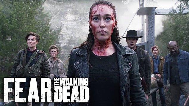 7. Fear The Walking Dead