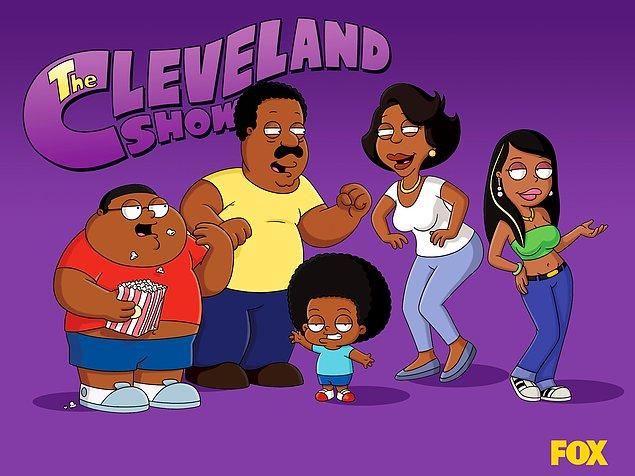 14. The Cleveland Show