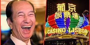 Yarım Asırdır Asya'nın En Büyük Kumarhane Kralı Olan Stanley Ho 98 Yaşında Hayata Veda Etti