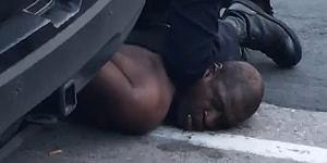 Göz Göre Göre Cinayet: ABD'de Polisin Sert Müdahalesine Maruz Kalan Adam Hayatını Kaybetti