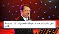 İbrahim Tatlıses'in Harbiye Konseri Tv'de İlk Kez Yayınlandı Sosyal Medyada Yer Yerinden Oynadı