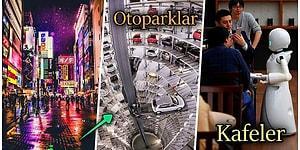 Japon Planlamasının Arşa Çıktığı Tokyo'nun Dünyanın En Gelişmiş Şehirlerinden Biri Olmasının Nedenleri