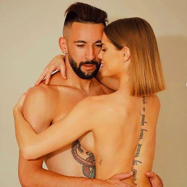 1. Mauricio Isla ve Gala Caldirola, boşanacakları iddialarına paylaştıkları cesur fotoğraflarla cevap verdi!