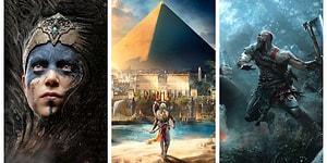 Sizlere Yaşattığı Kültür Şöleniyle Başından Kalkmanızı Engelleyecek 15 Mitolojik Oyun