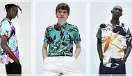 Renkli Giyinmeyi Seven Cesur Erkekler İçin Uygun Fiyatlı 14 Tarz Parça