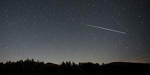 Birçok İlde Görüldü: Türkiye'ye Meteor Düştüğü İddiası Sosyal Medyanın Gündeminde
