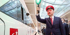 Yüksek Hızlı Tren Seferleri Yeniden Başladı: Yüzde 50 Kapasiteyle Çalışacak, Bilet Fiyatlarında Artış Olmayacak