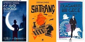 Yaşadığı Acı Dolu Hayatının Son Durağı İntihar Olan Usta Yazar Stefan Zweig'ın 25 Kitabı
