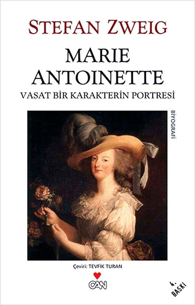 16. Marie Antoinette: Vasat Bir Karakterin Portresi (1932)