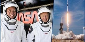 SpaceX Şirketinin İlk İnsanlı Uzay Yolculuğu Hava Muhalefeti Nedeniyle Ertelendi: Peki, Uçuş Hangi Tarihte Olacak?
