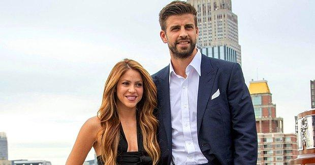 Shakira&Gerard Pique