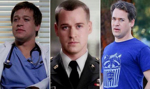 8. 'George O'Malley' karakteriyle T.R. Knight: