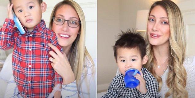 Evlat edindikleri Çinli çocuklarına sponsorluk anlaşmaları yapıp, sonrasında başka bir aileye veren Youtuber çifte tepkiler çığ gibi büyüdü.