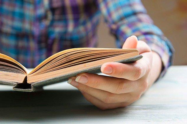 9. Bir kitap ödünç alındıysa sahibine geri teslim etmek için onun istemesi beklenmez. Okumanız bittiği gibi verirsiniz.