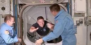🛰️ SpaceX'in Taşıdığı Astronotlar, Uluslararası Uzay İstasyonu'na Başarıyla Ulaştı!