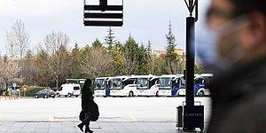 Koronavirüs Tedbirleri Terk Ediliyor: Şehirler Arası Otobüslerin Tam Kapasite Çalışması İçin Genelge