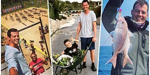 Survivor Macerasını Bir Kenara Bırakarak Sahil Kasabasına Yerleşti! Ailesini Kariyerine Tercih Eden Alp Kırşan'ın Yeni Mütevazı Hayatı