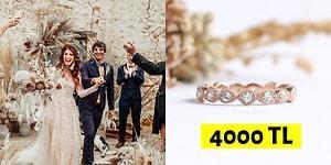 Hayalindeki Düğünü Planla, Alyansının Fiyatını Söyleyelim!